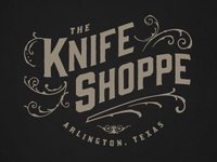 The Knife Shoppe Tee
