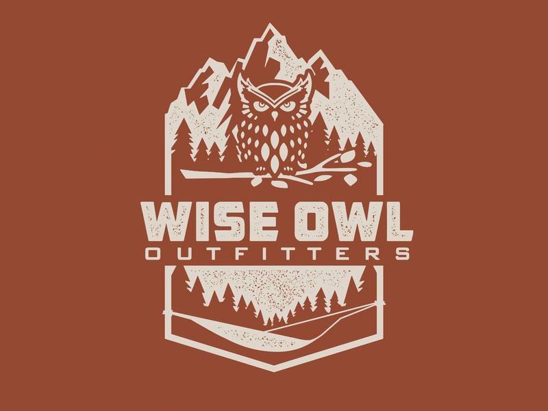 Wise Owl Outfitters - Concept 1 by Hannah Smith for Trust