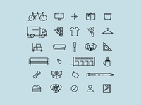 Trust Printshop Icon Set