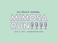 Mimosa Run 2019 - Event Shirts