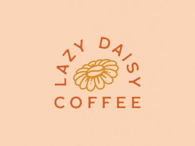 Lazy Daisy Logo Concept