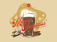 5 Stones Brewery Christmas Ale