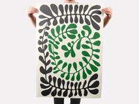 My Matisse-inspired piece
