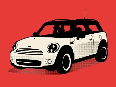 Mini-o-mine vector cesar contreras illustrator design