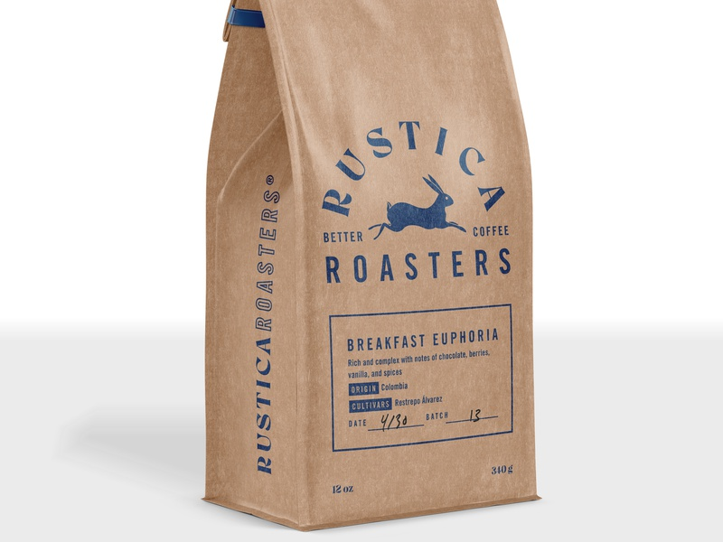 Rustica Roasters Craft Bag
