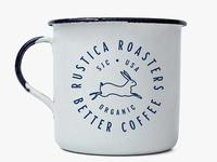 Rustica Roasters Mug