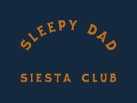 Sleepy Dads Taking Naps