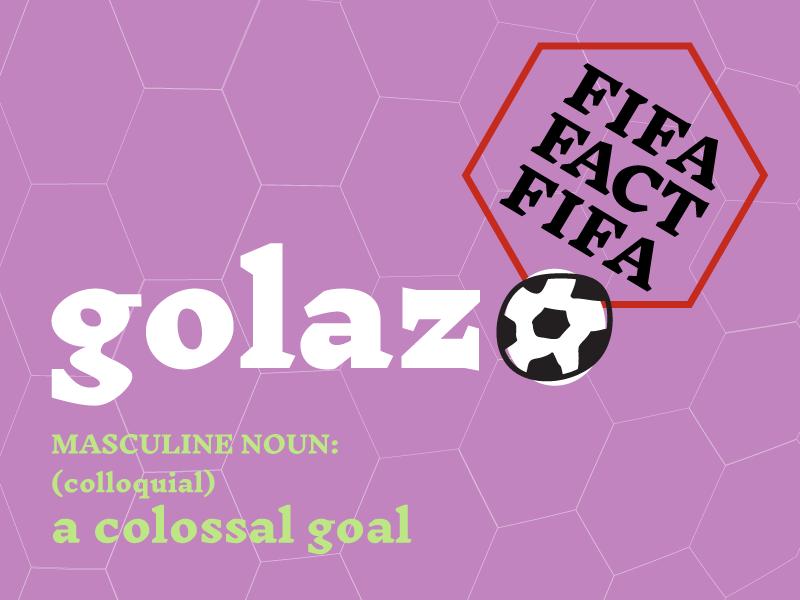 BSDS Challenge No. 7 - World Cup + Inknut Antiqua fifa goal golazo inknut vocab worldcup typechallenge bsds
