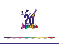 Juguetón, 20 años