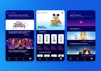 Disney Plus, third part