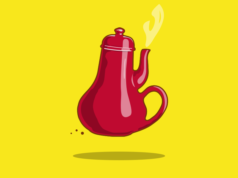 20/100 Coffeepot for Masochists design of everyday things don norman design ui ux logo vector