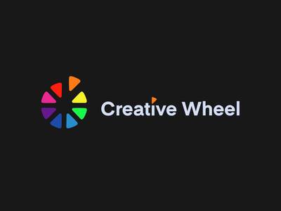 Creative Wheel - Logo animation motion graphics motiongraphics branding logo animation logo motion design motion design animation