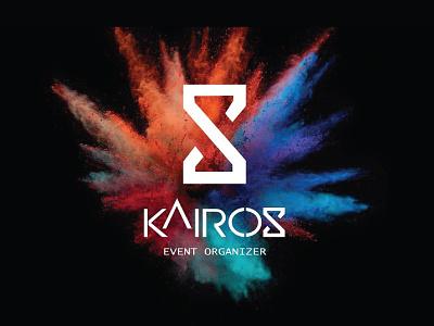 Kairos  Logo logo 2d 2d logo design branding logo design