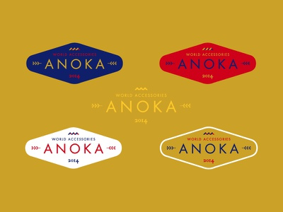 Anoka World accessories  freedom nature design type branding mark logo brand clothing handmade world fashion