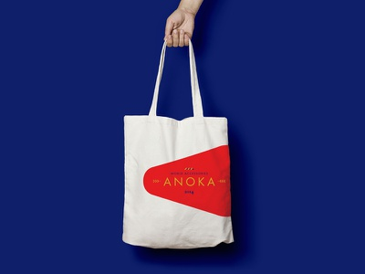 ShoppingBag Anoka World Accessories red clothes clothing design bag