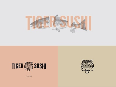 Tiger sushi restaurant comida salmon tigre oriental food sushi tiger japan