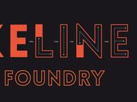 Line type Logo