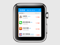 Yunshouyi for Apple Watch