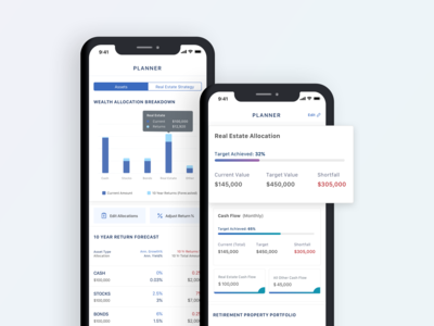 Investment planner - Property Passbook