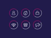 Blinq Icon Set