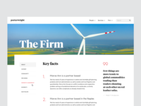 Lawfirm — Content Page