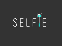 If selfies had a logo