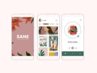 SANE-Women mental health podcast