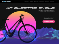 Lectro Bicycle