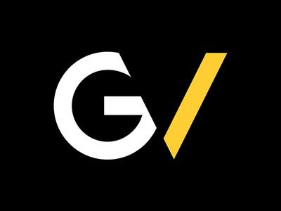 GV Logo google ventures google branding design logo gv