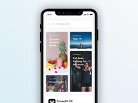 New Social Fitness App