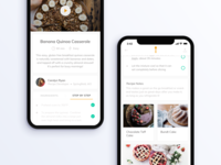 Recipe App - iOS Mobile - Spice Up Your Cooking