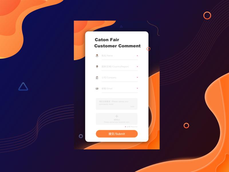 Customer Comment icon design ui 插图 app