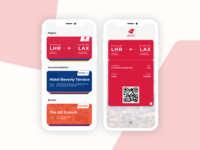 UI24 - Boarding Pass
