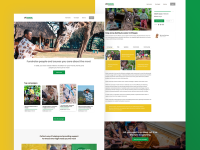 UI32 - Crowdfunding Campaign help funding campaign crowdfunding daily 100 challenge dailyui