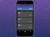 CryptoWallet iOS