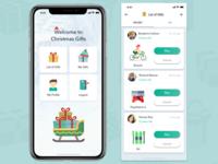 Christmas Gifts App