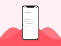 Task Manager App Design