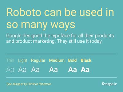 Roboto - Sans-Serif Google Fonts roboto sans serif fonts sans serif typeface sanserif sans serif font sansserif sans serif sans-serif font google fonts google font font pairing font pair typography typeface googlefonts fonts fontpair