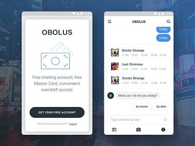 Multifunctional billing app design web ui app