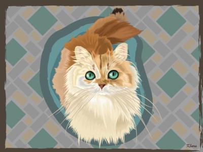 Portrait (cat)