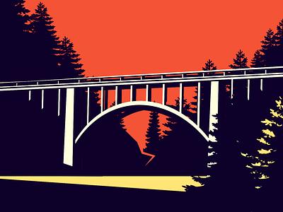 bixby canyon bridge bright fucking red bixby canyon bridge bridge 7daystocreate