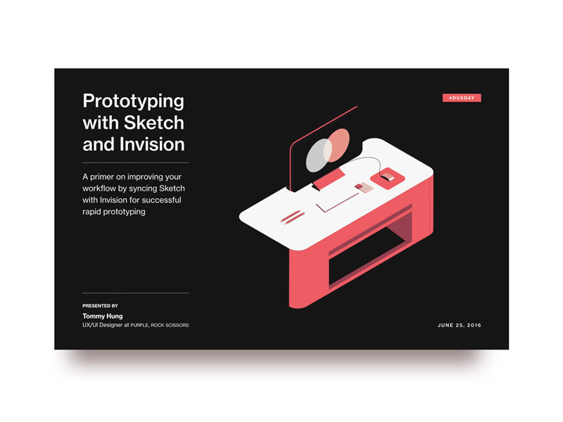 major.key tommy typography swiss slideshow keynote