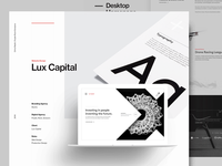 Lux Capital Case Study