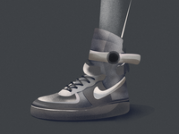 high tops for bad ankles