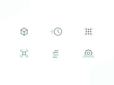 Stix Icons icons minimal vector creative stix icon design illustration iconography icon set icon