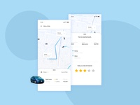 Booking a ride just got easier!