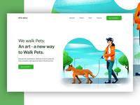walk pets