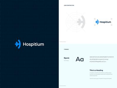 Hospitium Branding