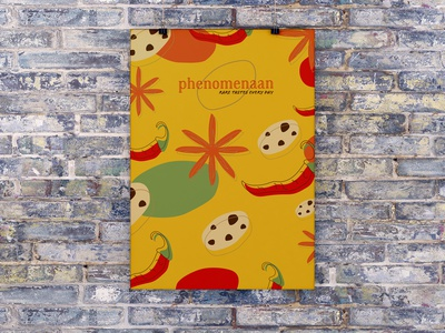 Phenomenaan Restaurant Poster