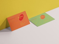Phenomenaan Business Cards